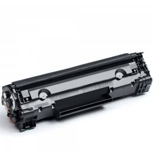 Compatible Black Toner Cartridge CE285A for HP Printer HP LaserJet 1212nf/1214nfh/1217nfw Pro P1100/1102W Pro M1130/1132/1210