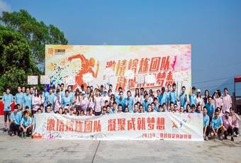 2019 Sanheng Technology Orienteering Competition – Forge A Team Through Passion, Fulfill A Dream Through Cooperation