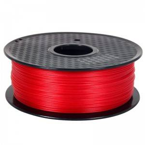 PETG 3D Printing figulines (Red)