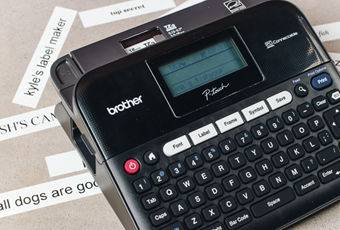 5 Easy Steps On How To Change The Tape In A Brother Label Maker