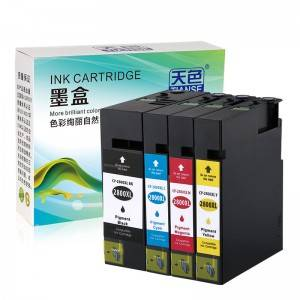 Rehefa Jerena K / C / M / Y Ink Cartridge PGI2800XL for Canon Printer MB5480 / MB5180 / MB5080 / IB4180 / IB4080