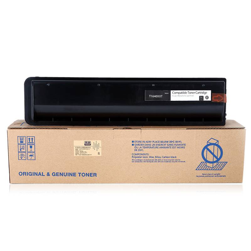 Compatible Black Copier Toner T164024K for Toshiba Copier TOSHIBA ESTUDIO-283/ 283S