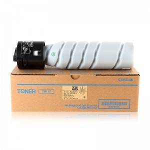 Socon Black Copier Toner TN117 for Konica Minolta Copier BIZHUB164 / 184/185/7718/7818