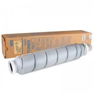Socon Black Copier Toner TN511 for Konica Minolta Copier BIZHUB500 / 501/420/421/360/361