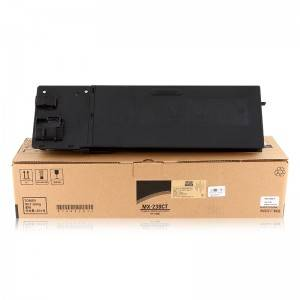 Socon Black Copier Toner MX238CT for Sharp Copier AR2048S / 2048D / 2048N / 2348D / 2348S / 2648N / 3148N