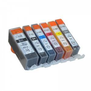 Rehefa Jerena K / CMY Ink Cartridge PGI520 for Canon Printer PIXMA / MP-540 / MP-550 / MP-560 / MP-620 / MP-630 / MP-640 / MP-980