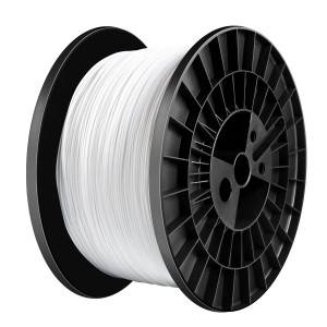 Pla 3D Printing figulines (White) 5Kg