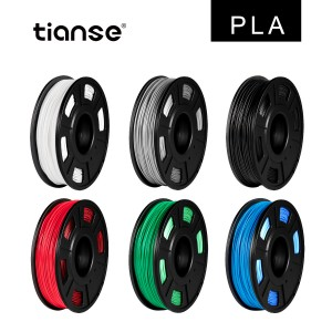 PLA 3D Prentun filament 6 Color Suit