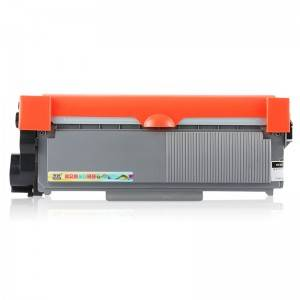 Talafeagai Black Copier Toner TN2380 mo Brother Copier BRO HL-2260 / HL-2560DN / HL-L2300 / HL-L2320D / HLL2340 / HL-L2360