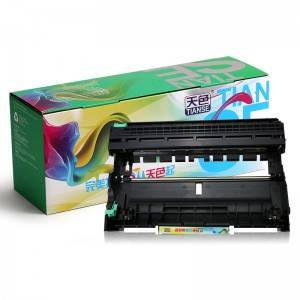 Mga katugmang Black Toner Cartridge DR2350 para sa Brother Printer HL 2260D / HL 2260 / HL 2560DN / DCP 7180DN / DCP 7080 /