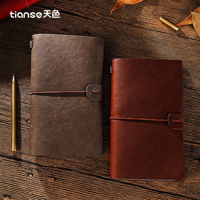 Blank Dowling paper notebook refill