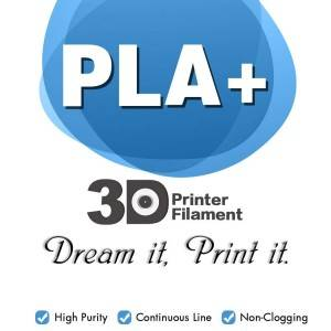 PLA PRO 3D Printer Filament 7 Colors 1.75mm Wholesale