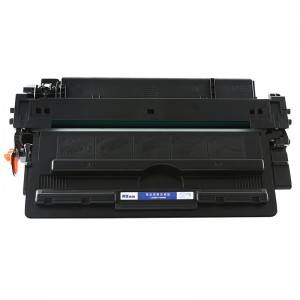 ເຫມາະສົມ Black Toner Cartridge 14A (CF214A) ສໍາລັບ HP Printer HP 700 M712N / DN / XH, 700