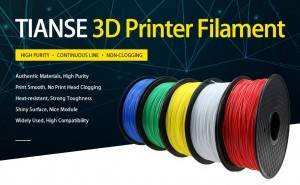 PETG 3D Printer Filament 7 Colors 1.75mm Wholesale