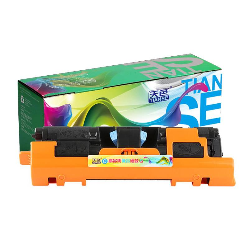 Compatible Cyan Toner Cartridge 122A(Q3961A) for HP Printer COLOR LASERJER2550/ 2550L/ 2550LN/ 2550N/ 2800/ 2820/ 2840