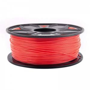 PLA PRO 3D Printing Filament (Red)