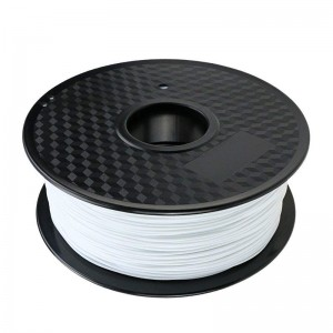 PLA 3D Chop Filament (White) 2.85 mm