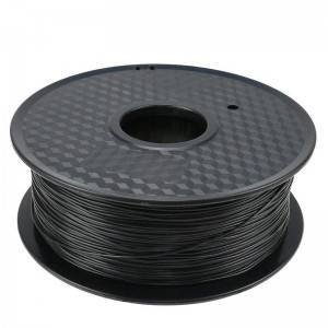 PLA 3D Prentun filament (Black) 2.85 mm