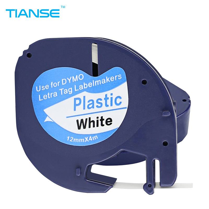 Dymo Compatible Capable Letratag Label Tape 91200