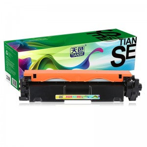ເຫມາະສົມ Black Toner Cartridge 18X (CF218X) ສໍາລັບ HP Printer HP Laserjet Pro M104 / MFP M104 / MFP 133