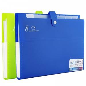 TS-1808 Portable Expanding File Holder