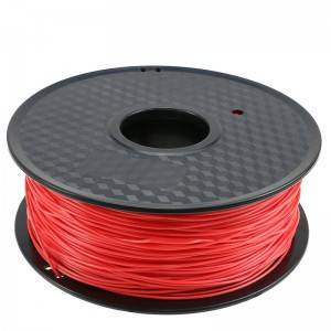 PLA 3D Printing Filament(Red)