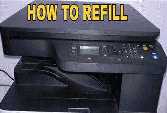 How to Refill Sharp Copier Toner – 7 Simple Steps (with Pictures)
