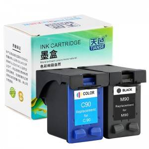 Kompatibilan K / CMY Cartridge M90 ​​/ C90 za Samsung Printer Samsung SCX-1300 / 1350F / SF-450