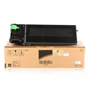 Socon Black Copier Toner AR021STC for Sharp Copier AR3020D / 3821D / 4821D / 4020D / M180D / M180D / M210D / 3818/4018 /