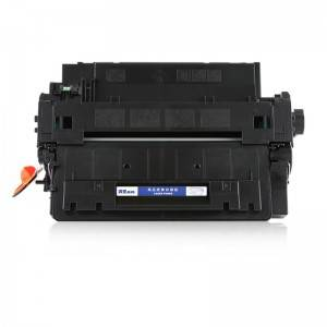 Compatible Black Toner Cartridge 55A(CE255A) for HP Printer P3015/ M521dw/ M521dn/ M525