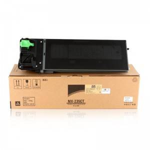 Socon Black Copier Toner MX235CT for Sharp Copier AR1808 / 1808S / 2008 / 2008D / 2008L / 2308D / 2308/2035/2038/2328