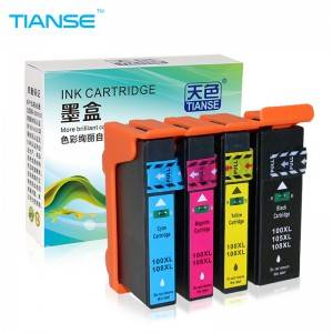 Compatible CMY Ink Cartridge 108 XL Lexmark printer Lexmark S208 S205 S301 S302 S305 S308 S405 S408 S409 S505 S508 S605