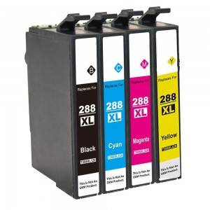 Cartridge Ink Compatible 288 bo Xerox Li ser kaxezê Ramanî Home XP430 XP330 XP434