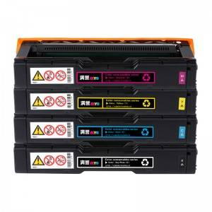 Compatible CMY Toner Cartridge SPC220 para sa Lenovo Printer SP 220N / C221SF / C220S / C220C / 222DN / C220N / C240DN