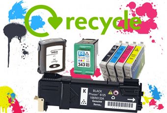 4 Simple Solutions on How to Recycle Printer Cartridges