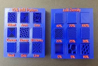 How to Use Infill Percentage and Pattern – Enhance Strength, Save Material