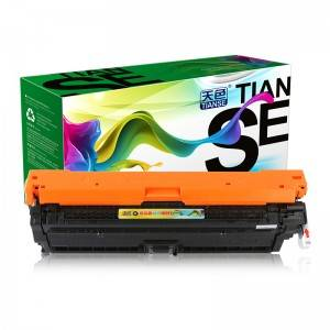 Socon Black Toner kaydadka 307A (CE740A) ee Printer HP HP CP5225 / n / DN