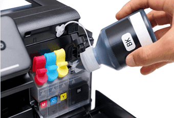 What's the Advantage and Disadvantage of Continuous Ink Supply Systems?