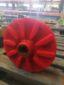 Fixed Competitive Price Cyclone Spare Parts - Polyurethane Impeller – Tiiec