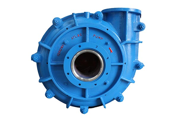 Ductile Iron 12×10ST-WX Heavy Duty Slurry Pump – Tiiec