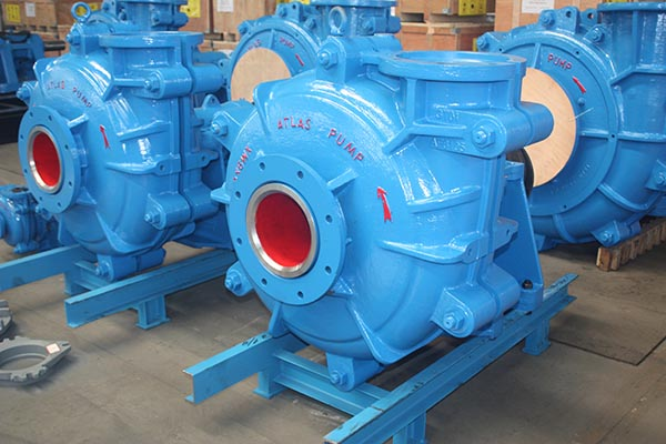 100% Original Factory Paper Pulp Making Machinery - 8×6E-WX Heavy Duty Slurry Pump – Tiiec detail pictures