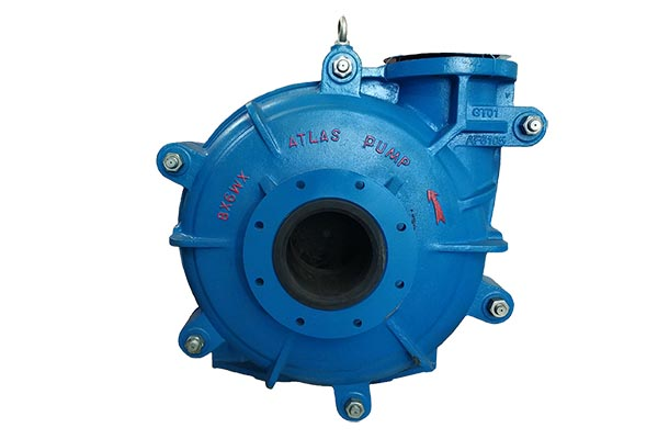 Factory Price For Slurry Pump Spare Parts Volute Liner - 8×6E-WX Heavy Duty Slurry Pump – Tiiec