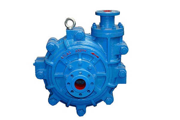 Casting Pump Body