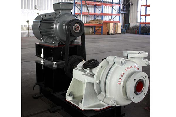 Quality Inspection for Horizontal Centrifuge Multistage Booster Pump - OEM/ODM China Yq Zh Centrifugal Belt Driving Mining Ash Slurry Pump – Tiiec detail pictures