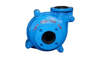 2×1.5B-WX Heavy Duty Slurry Pump