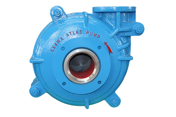 Super Lowest Price High Pressure Sewage Pump - 6×4D-WX Heavy Duty Slurry Pump – Tiiec
