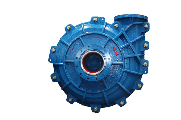 Reasonable price for Diesel Engine Driven Dewatering Pump - 20×18TU-WX Heavy Duty Slurry Pump – Tiiec detail pictures