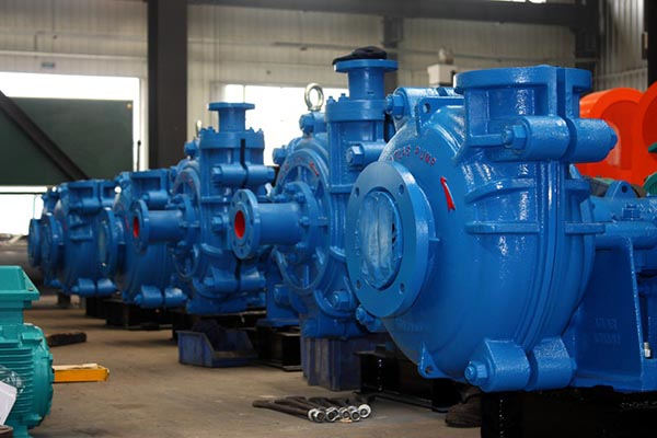 Quality Inspection for Pipeline Water Pump -
