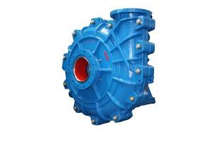 16×14TU-WX Heavy Duty Slurry Pump