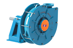 WG(H) – Series Gravel & Dredge Pump